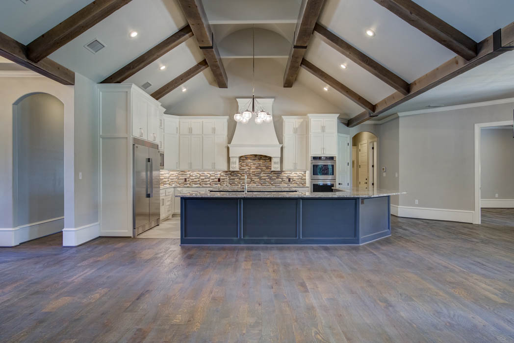 interior of beautuiful custom home, Tech Terrace -