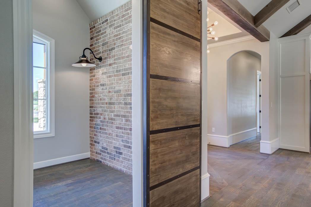 Interior of beautiful custom home Tech Terrace -