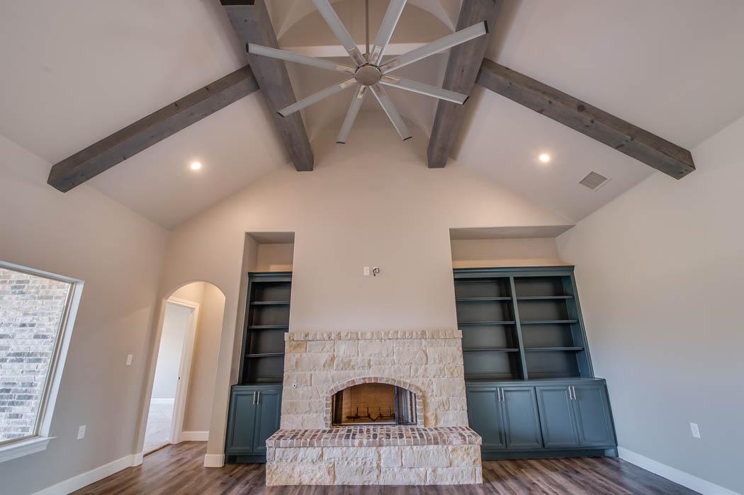 Custom home living - 1