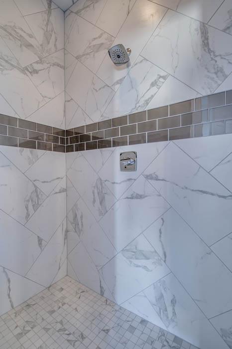 Bath in custom home 2