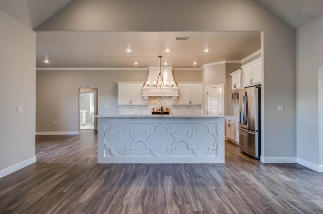 Lovely Kitchen Interior in Custom Home