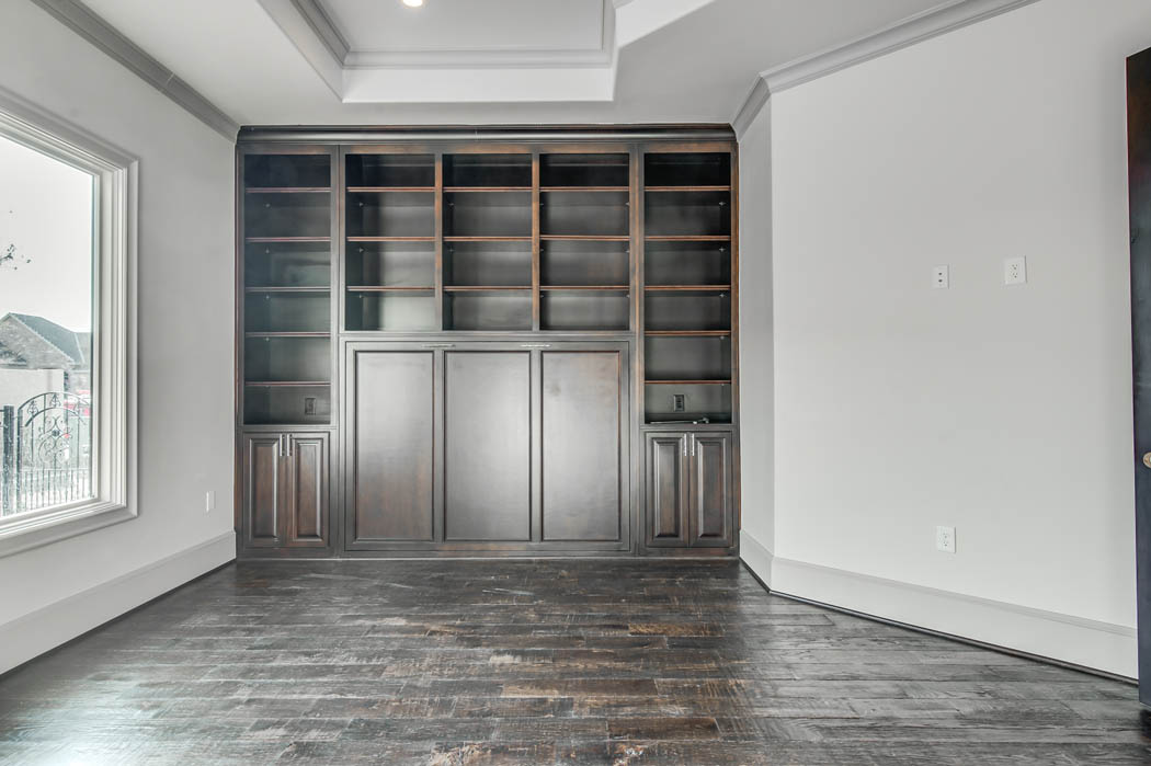 Beautiful office or spare room in custom Lubbock home.