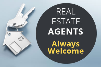 Sharkey Custom Homes welcomes real estate agents.