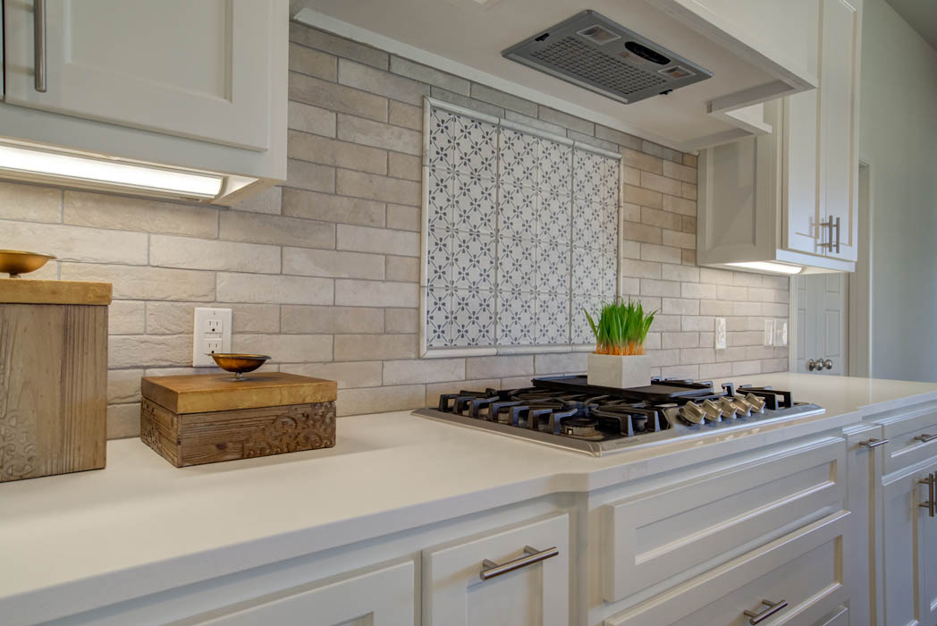 Beautiful kitchen in Lubbock, Texas home.